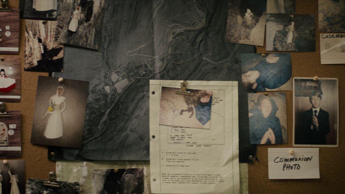 True Detective season 3 Evidence