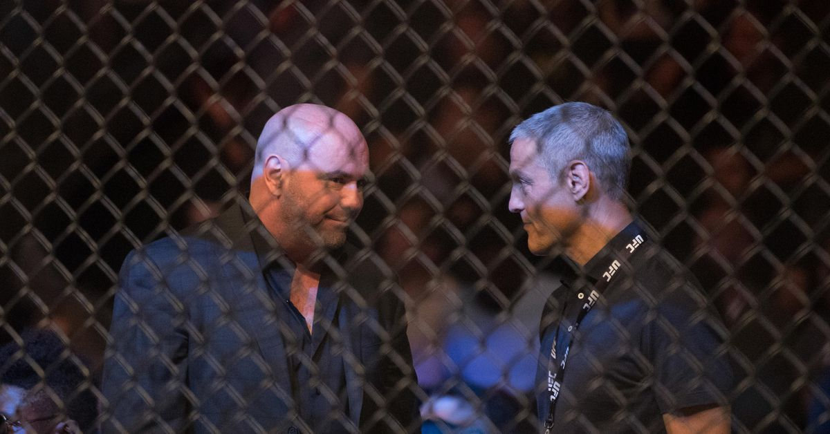 UFC's parent company pulls out of $400 million deal with Saudi Arabia - Bloody...