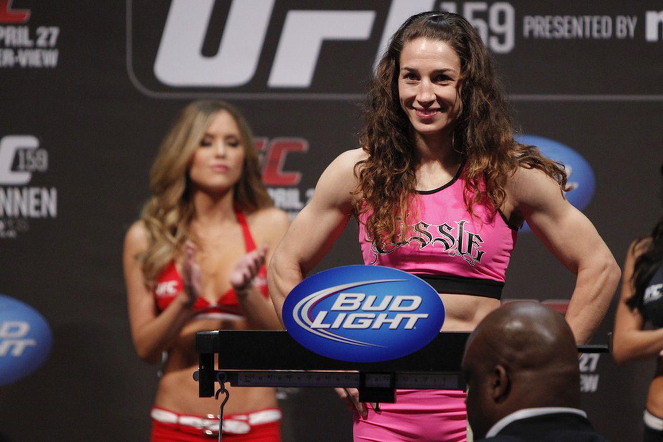 Sara McMann vs. Ketlen Vieira set for UFC 214