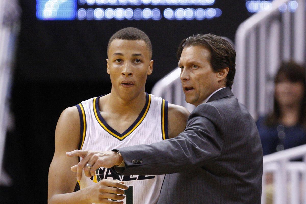 Report Utah Jazz Trade Dante Exum For Cleveland S Jordan