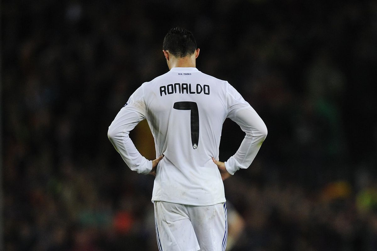 Former Manchester United attacker Cristiano Ronaldo and his current club -- Real Madrid -- have annihilated Group D