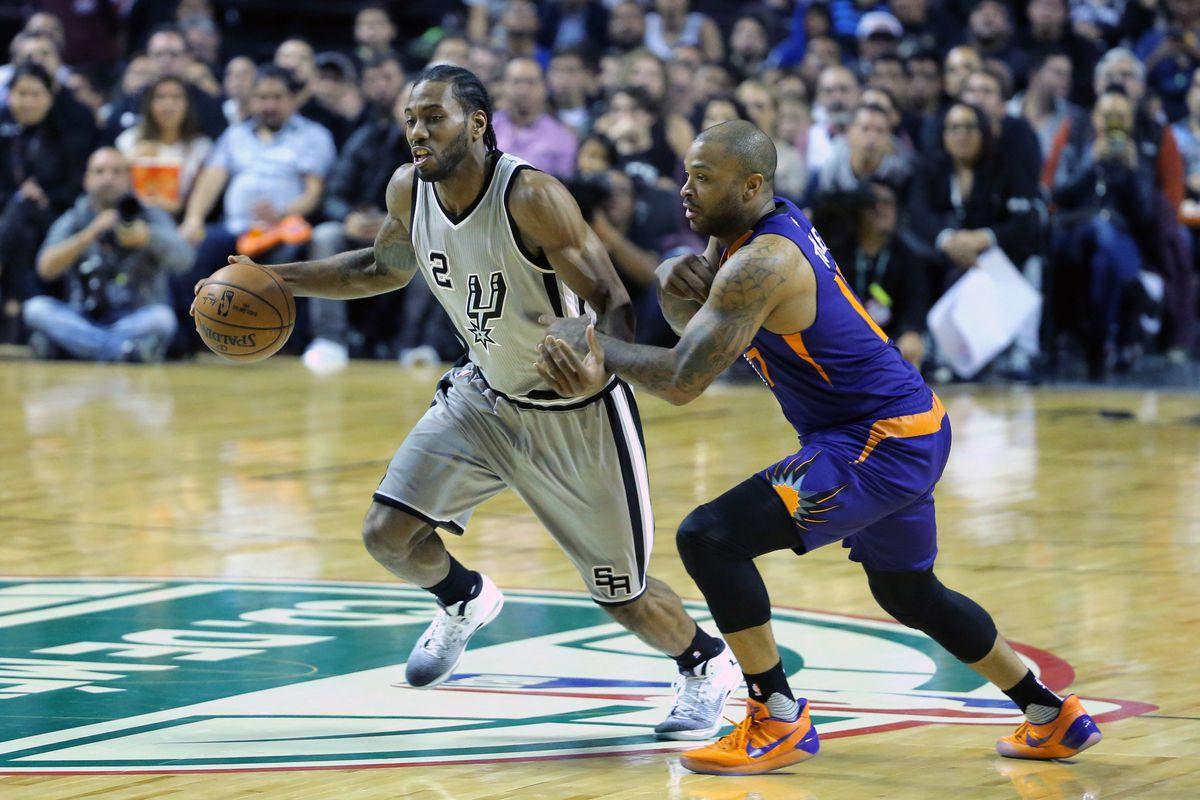 NBA: San Antonio Spurs vs Dallas Mavericks