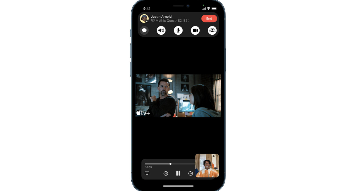 How to use SharePlay to share your FaceTime screen