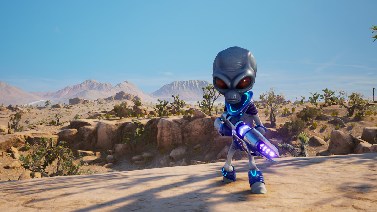 Destroy All Humans! review: an A+ remaster of a B+ game - Polygon