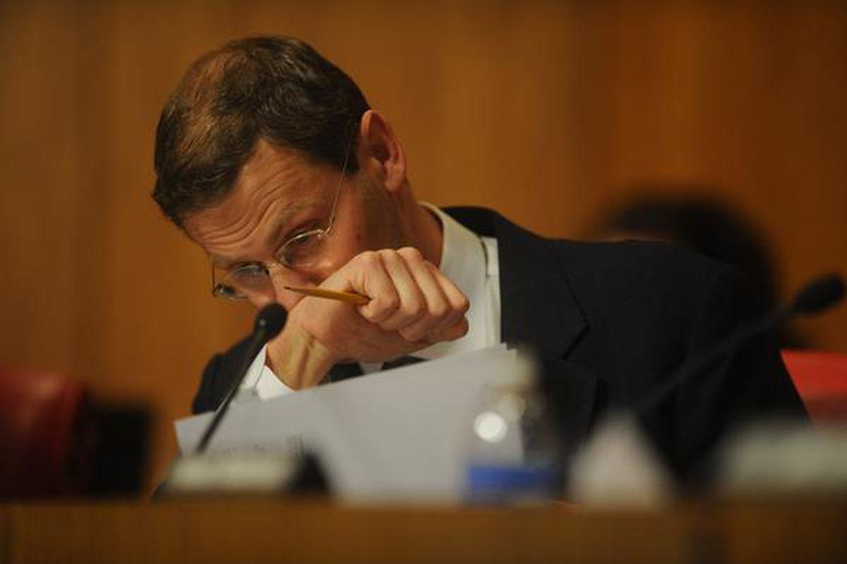 Denver Public Schools superintendent Tom Boasberg is taking a six-month break.