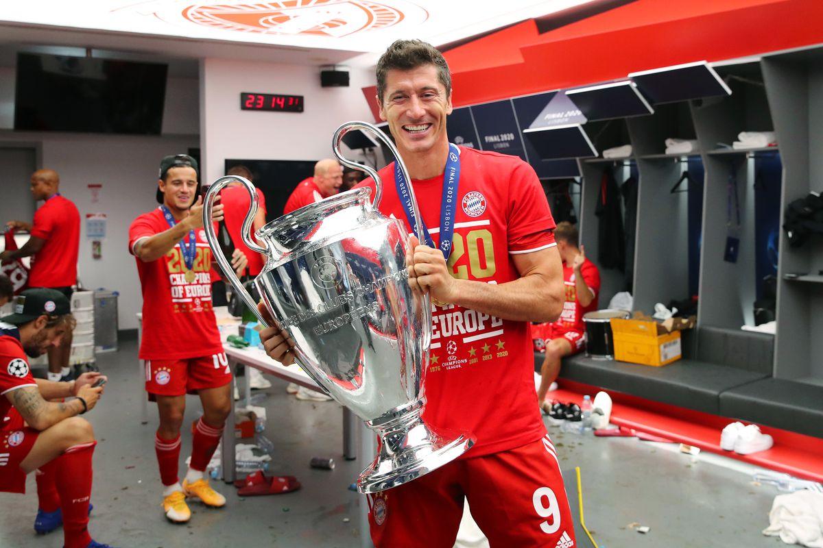 Paris Saint-Germain gegen Bayern München - Finale der UEFA Champions League