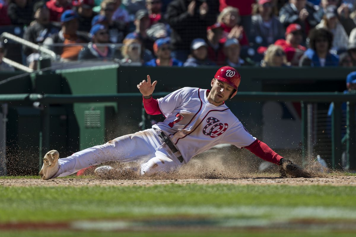 Washington Nationals reinstate Trea Turner from Injured List; place Aníbal Sánchez on 10-Day IL...
