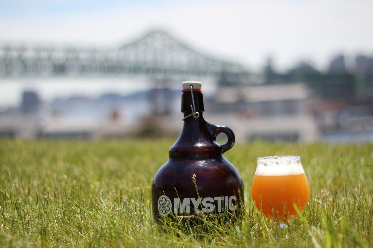 Mystic beer