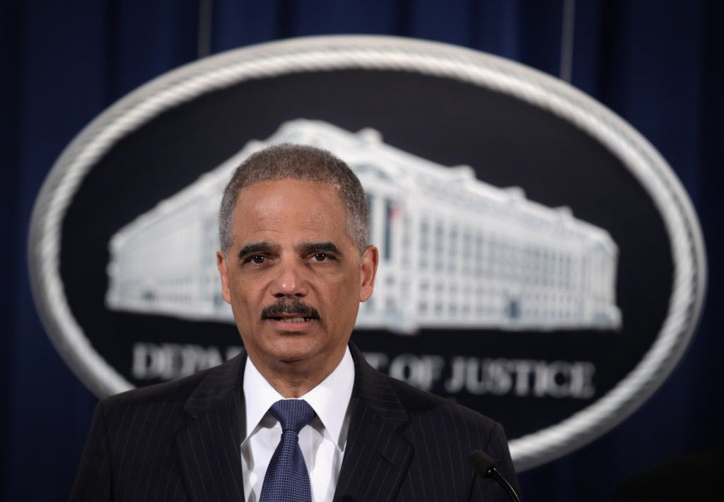 U.S. Attorney General Eric Holder | Alex Wong/Getty Images
