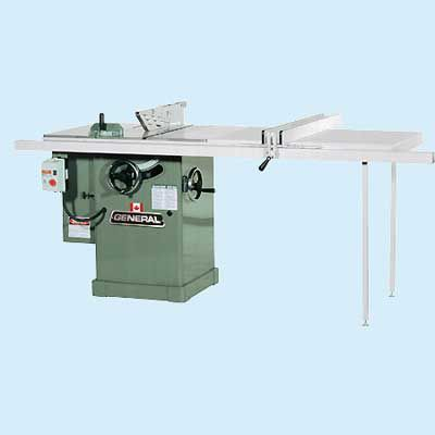 General 650R Cabinet Saw