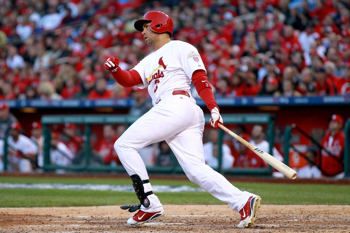 Carlos Beltran led the Cardinals with a .227 ISO last year.