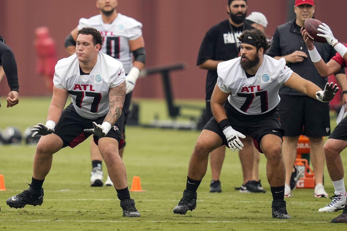 NFL: Atlanta Training Camp