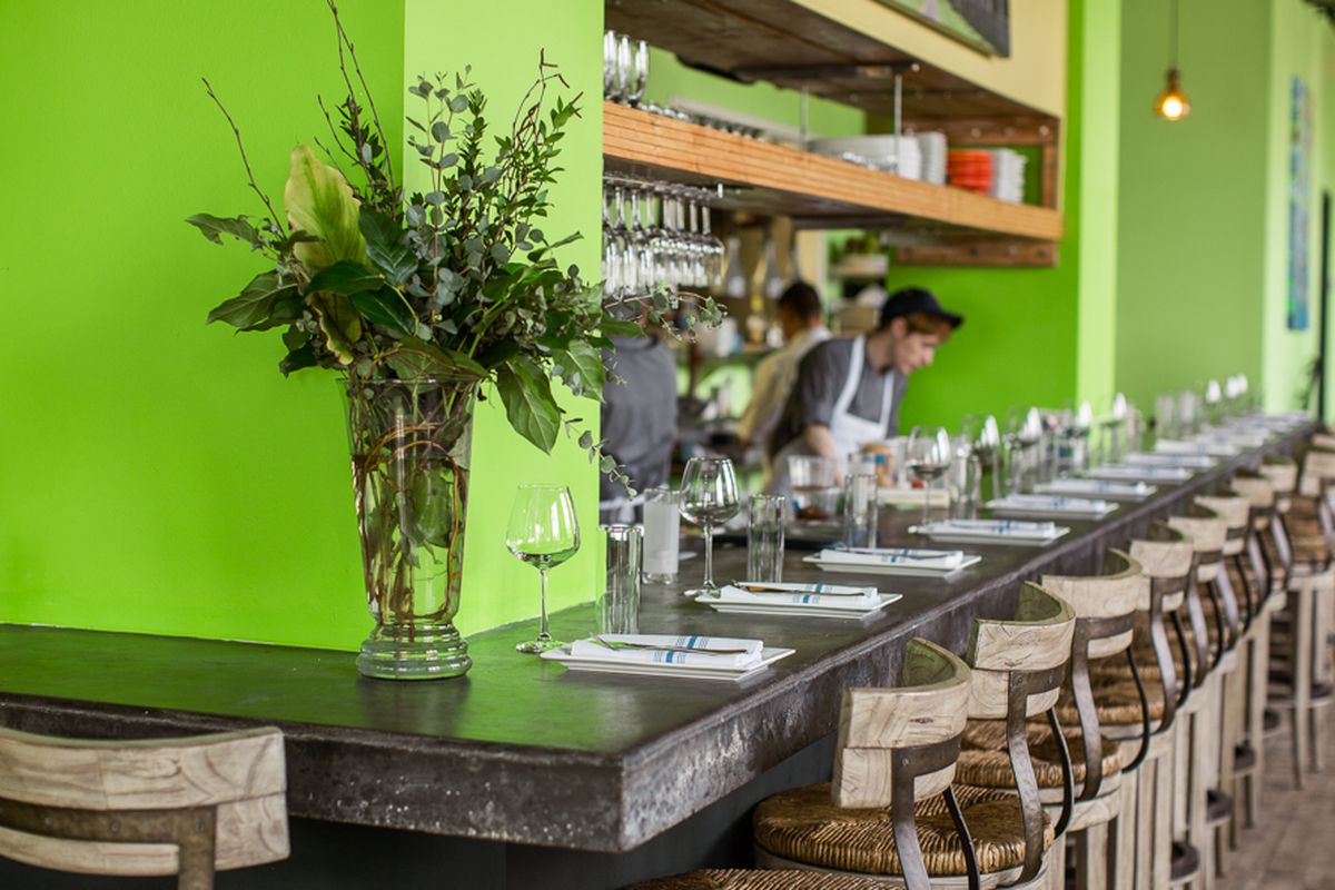 Republic And Chartreuse Ramp Up With Added Lunch Service