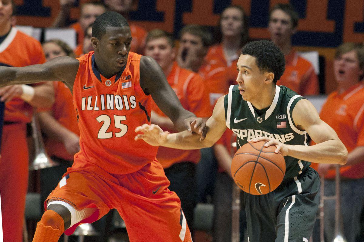 Kendrick Nunn should be a key returner for Illinois.