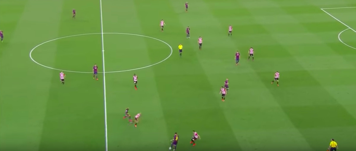 From This Point On No One Else Touches The Ball And Messi Scores Along With Ronaldo He Birthed Modern Inverted Winger Then Realized His Time