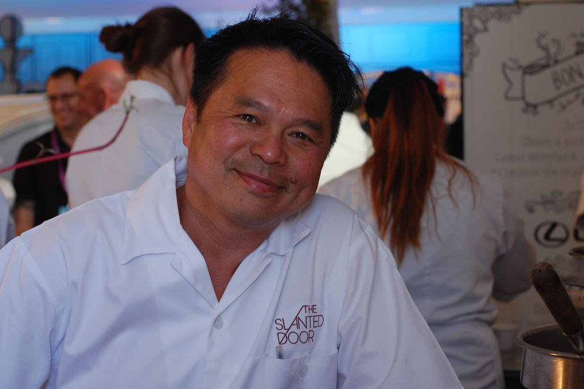 Charles Phan of The Slanted Door
