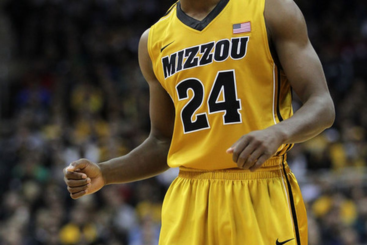 Kim English and Mizzou host Northwestern St. in one of nine Big 12 games this weekend.
