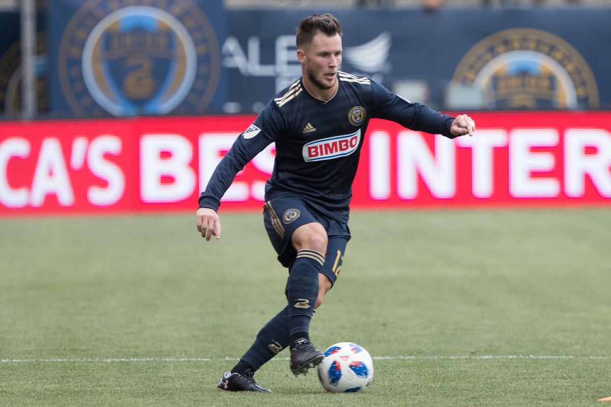 MLS: Columbus Crew at Philadelphia Union