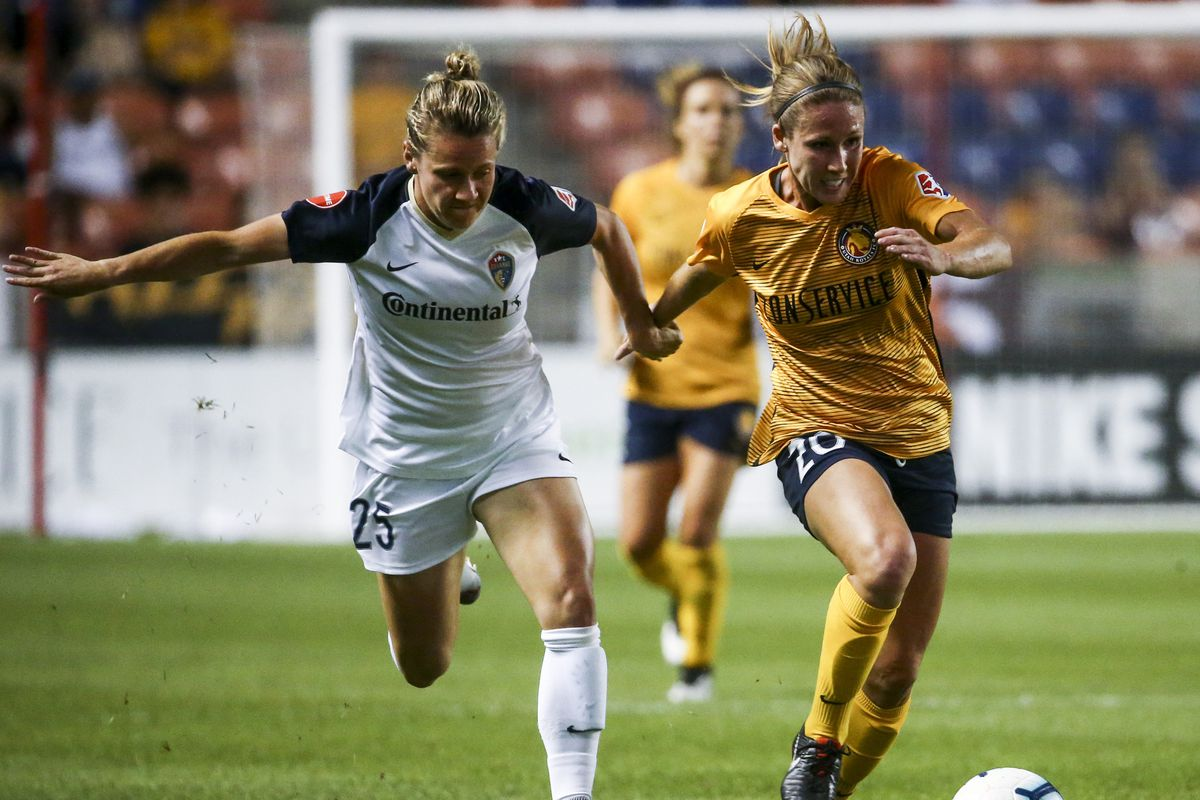 Utah Royals FC with measured confidence as 'business end' of the season approaches