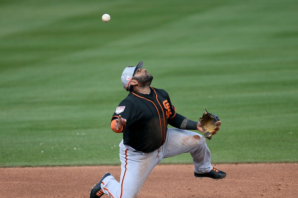 MLB: Spring Training-San Francisco Giants at San Diego Padres