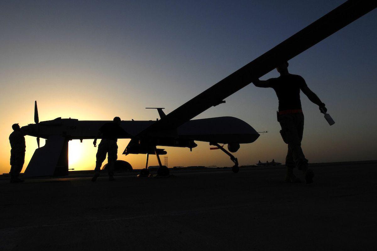 MQ-1 Predator drone -- credit: U.S. Air Force photo/Airman 1st Class Jonathan Snyder