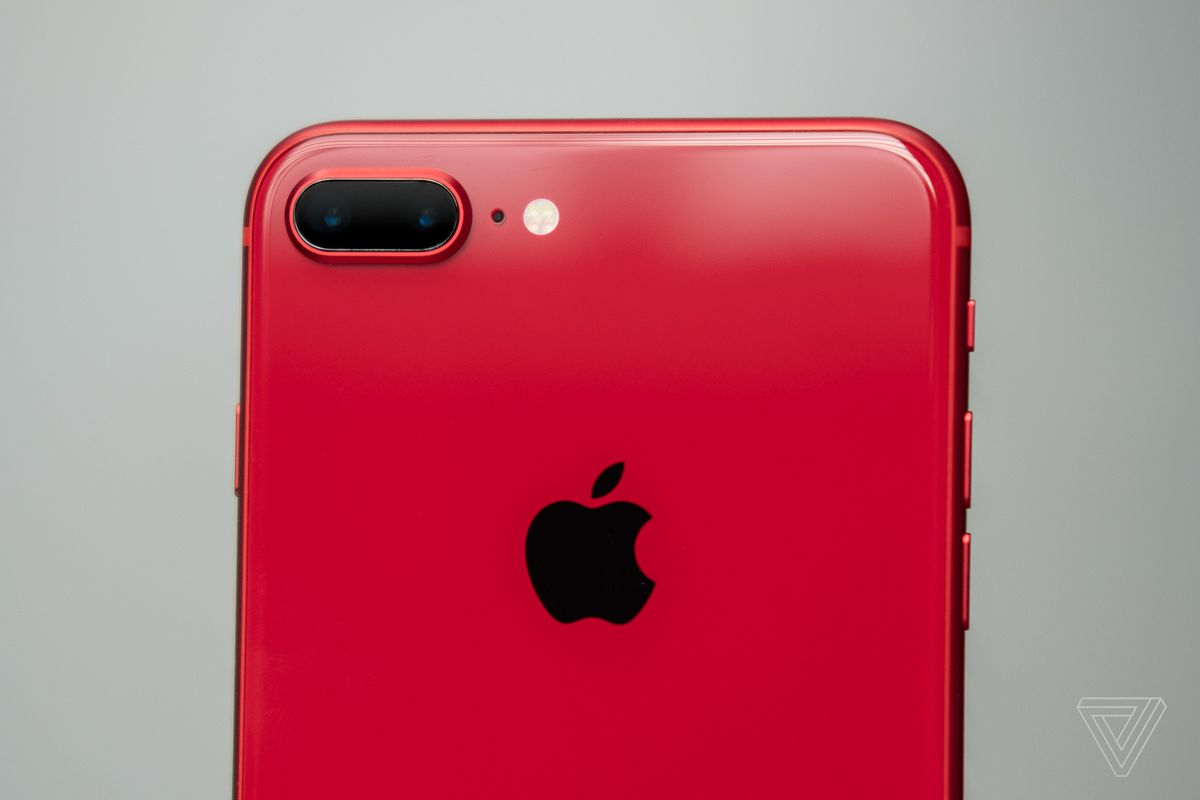 Sản phẩm Red iPhone 8