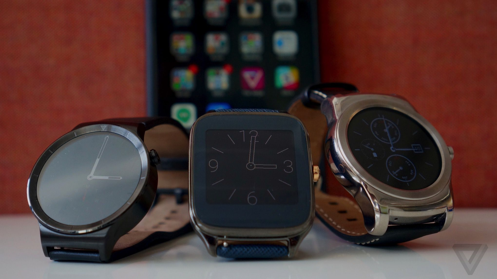 c4c4f9b53966 Android Wear smartwatches come to the iPhone | The Verge