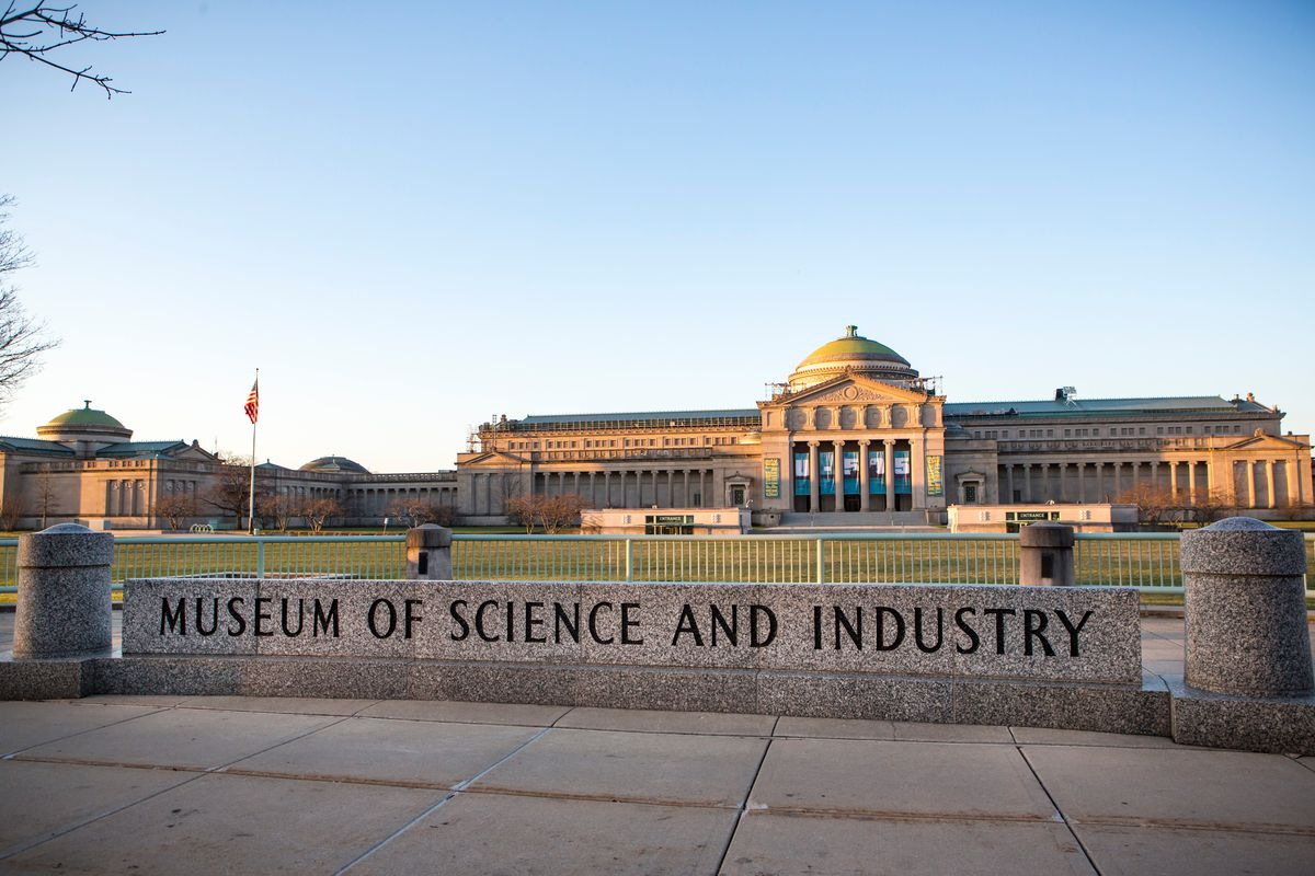 The Museum of Science and Industry | James Foster/For the Sun-Times
