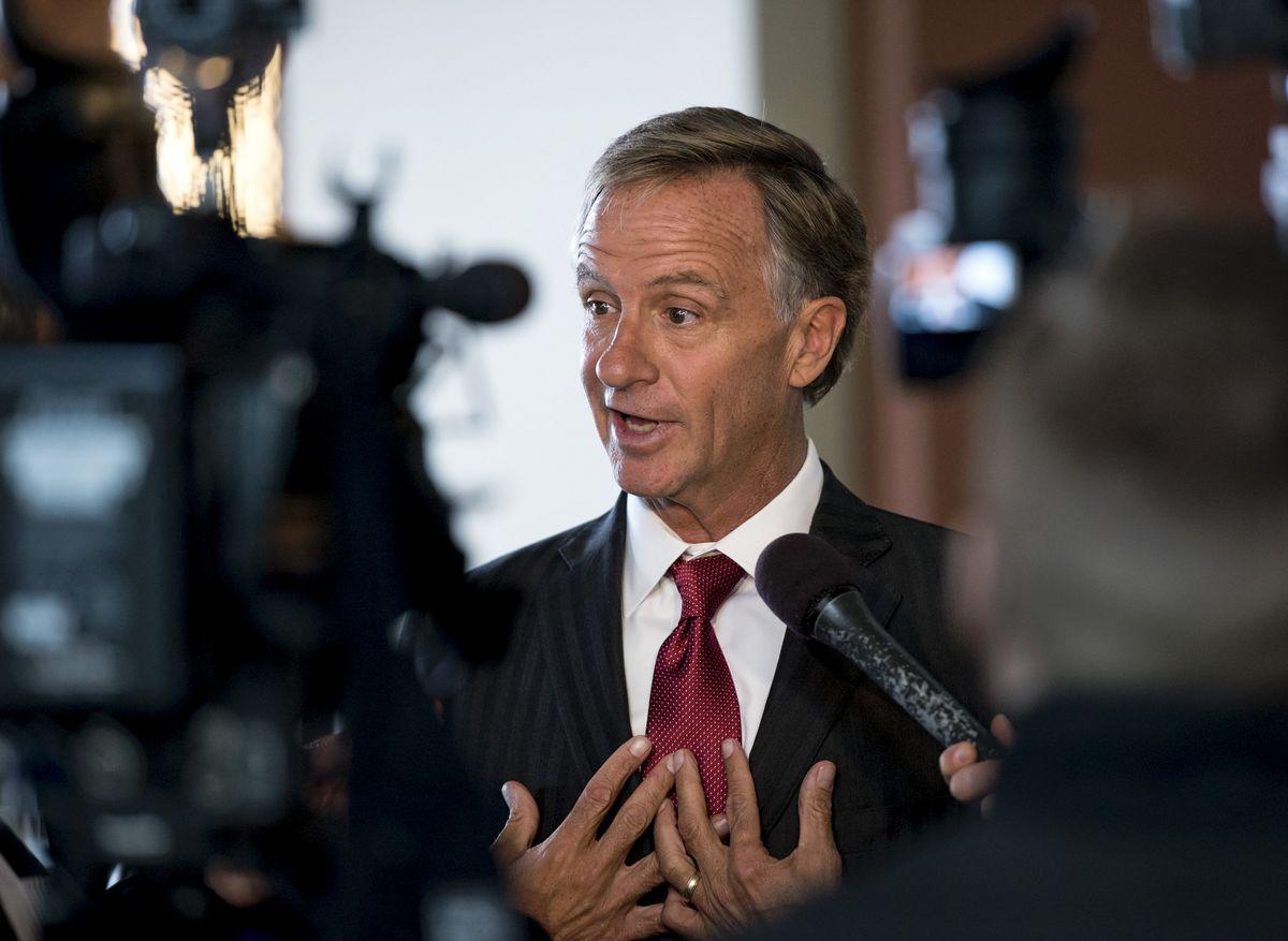 Gov. Bill Haslam will soon finish eight years in office.