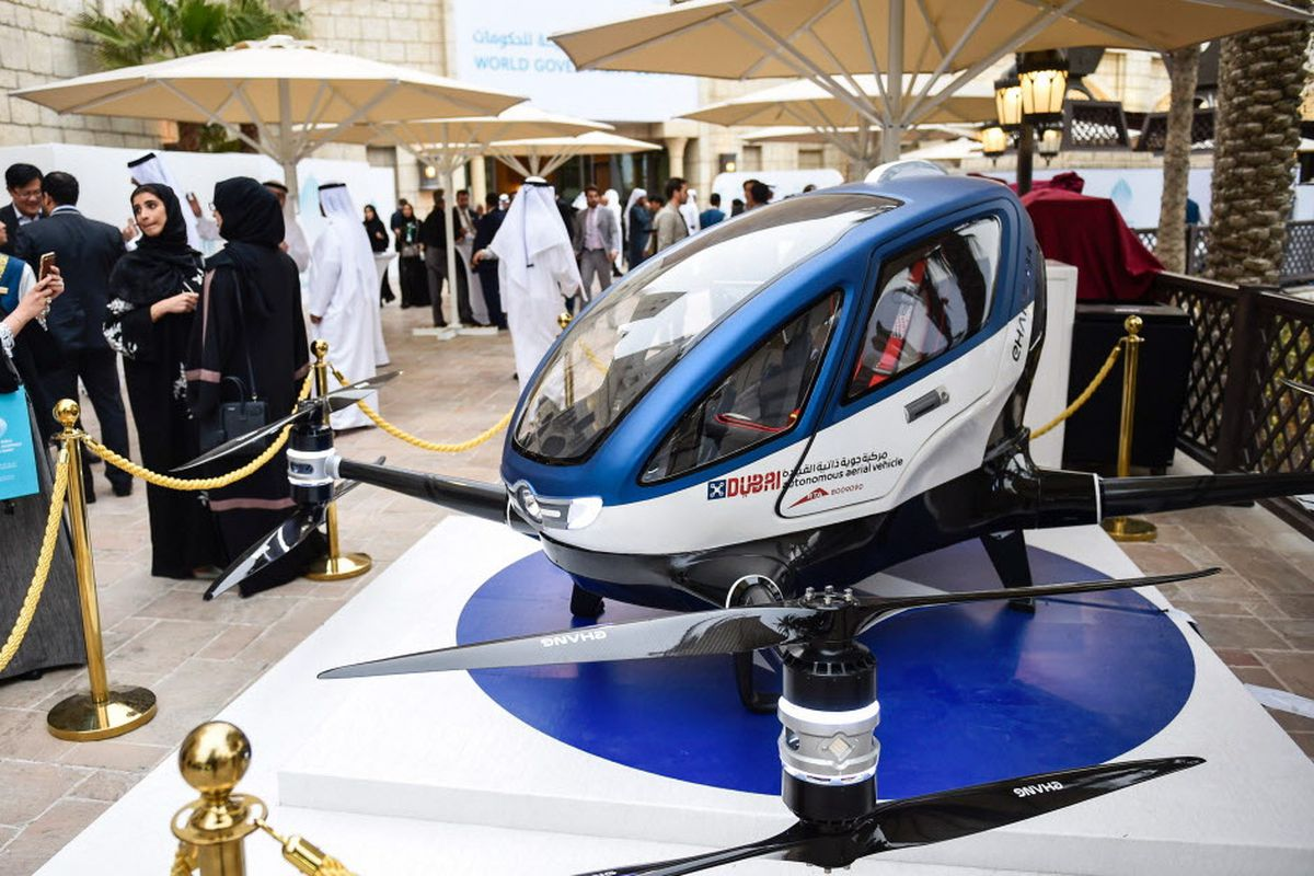 Flying Car Startups Aim To Begin Test Flights As Early As Next Year