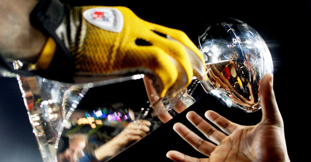 Steelers are now 20/1 odds to win Super Bowl LIII