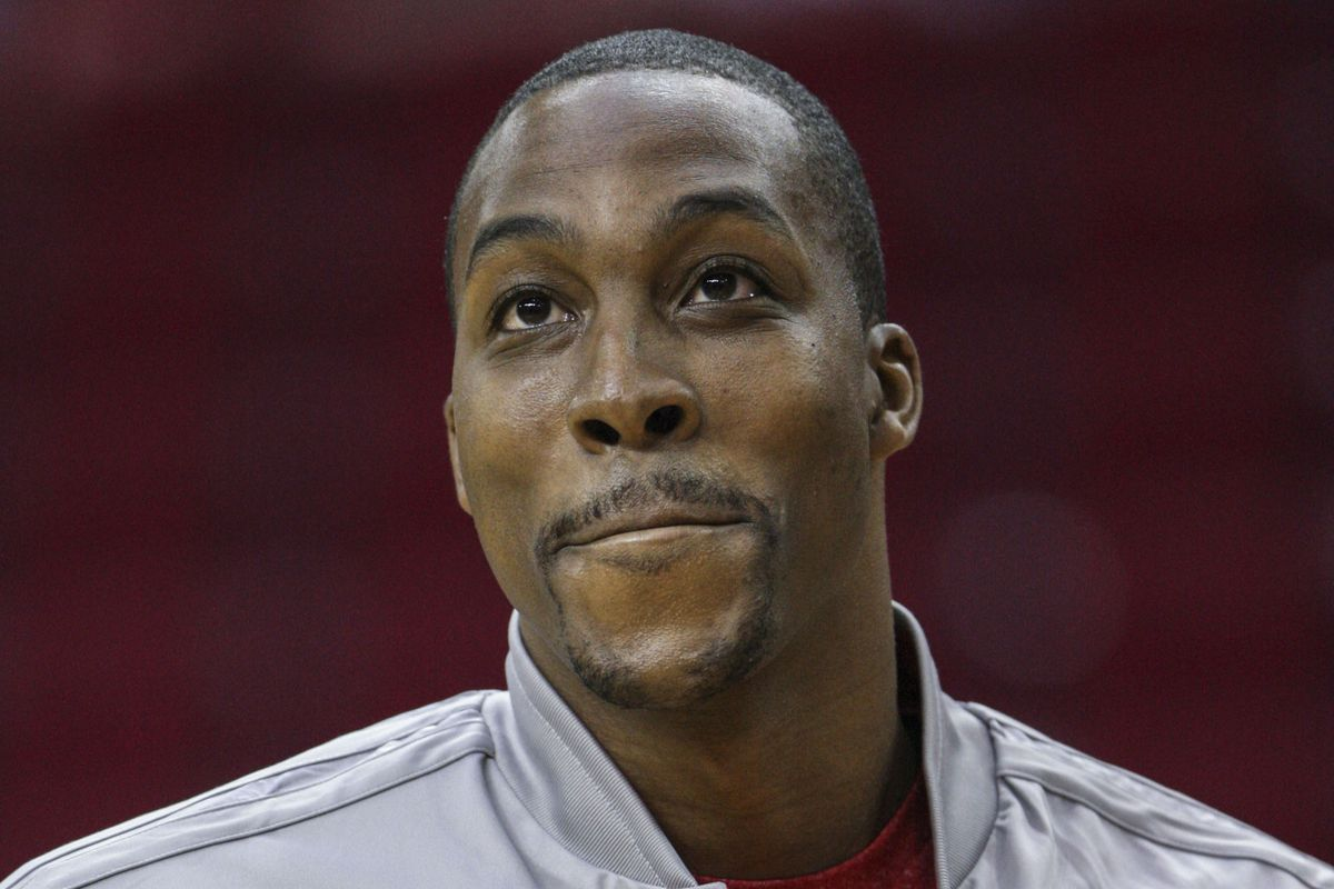 """""""Houston fans love me ONLY because I left the Lakers, he he..."""""""