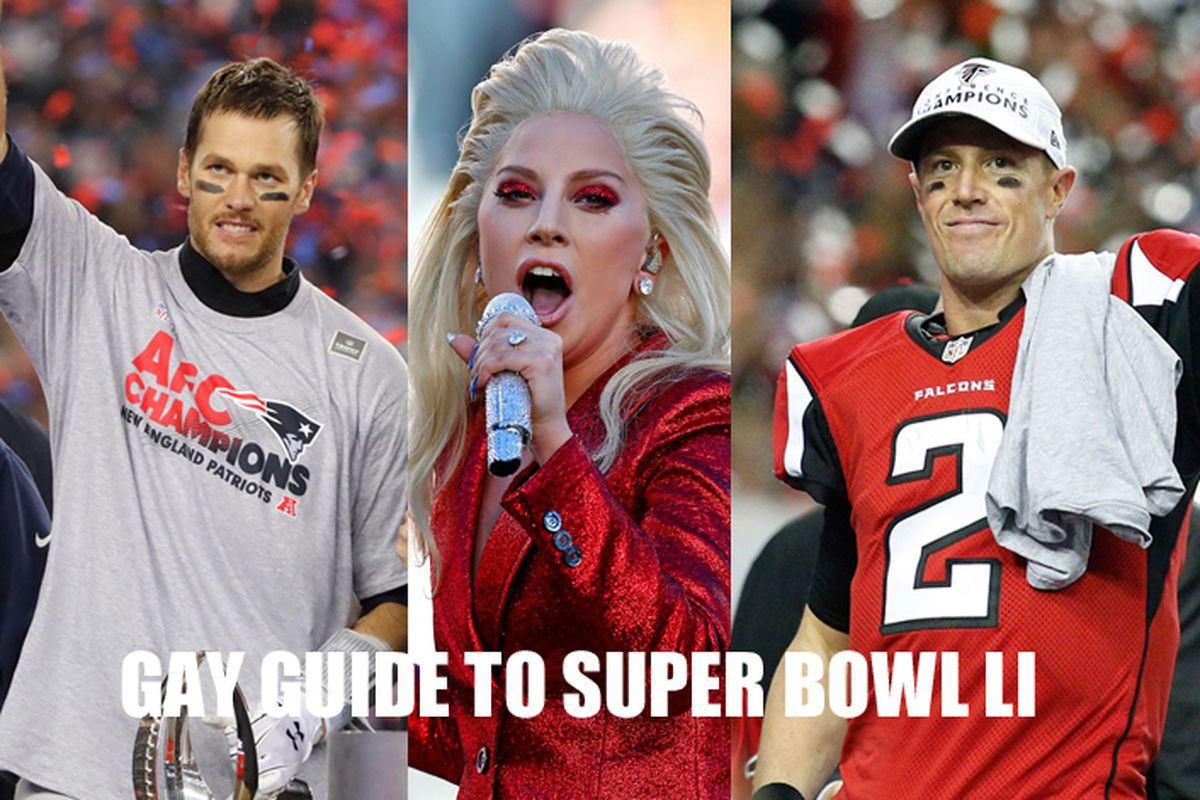 d099dee92eb Gay Guide to Super Bowl LI: Patriots vs. Falcons - Outsports