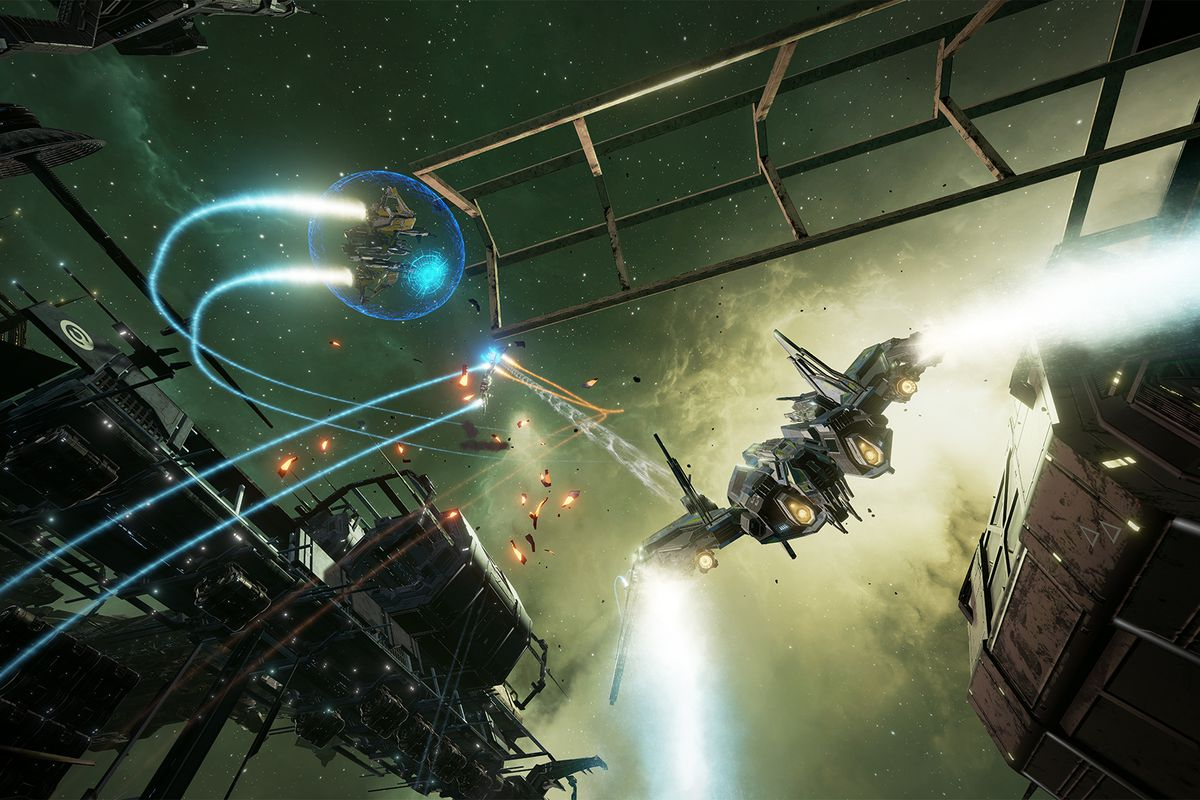 CCP closes two studios as it shifts away from VR development
