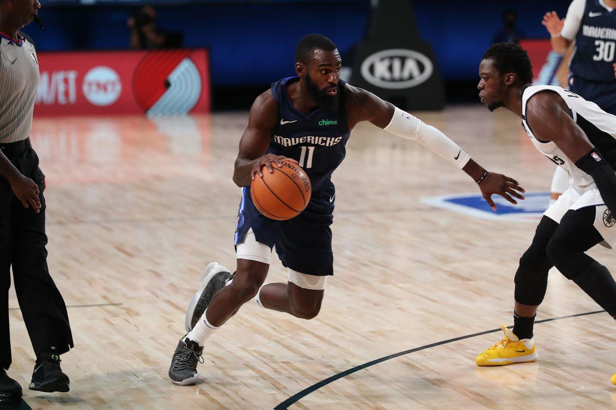 LA Clippers v Dallas Mavericks - Game Four