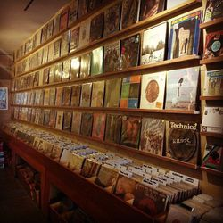 """Next, take a music break and head a few doors down to <a href=""""http://www.jackniferecordsandtapes.com/"""">Jacknife Records & Tapes</a> (3149 Glendale Blvd), known for its stellar selection of cassettes. Whether you're a hi-fi or lo-fi audiophile, the shop's"""