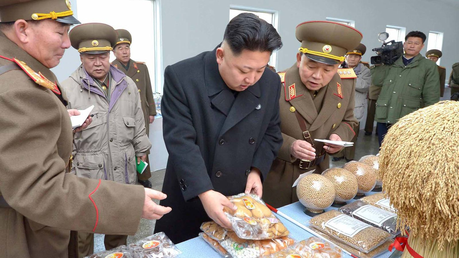 North Korea S Kim Jong Un May Be Suffering From Cheese