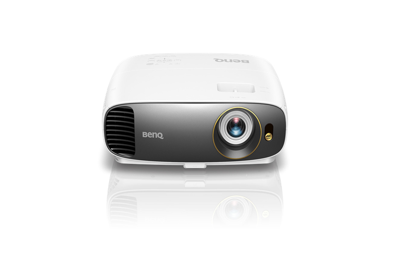 benq made a surprisingly inexpensive 4k hdr projector
