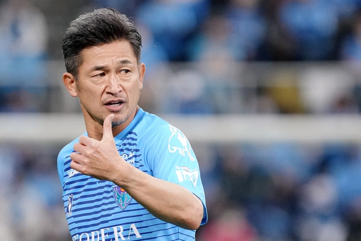 Yokohama FC v Vissel Kobe - J.League Meiji Yasuda J1