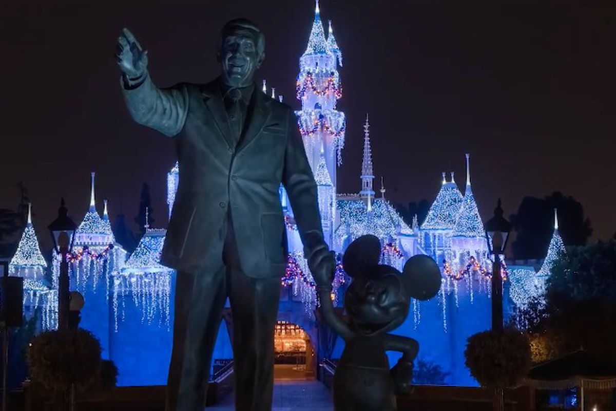 Disneyland turns out to be a popular spot to scatter the remains of loved ones. But be warned, the practice is very much illegal.