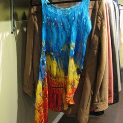 Vintage Alexander McQueen tunic $200