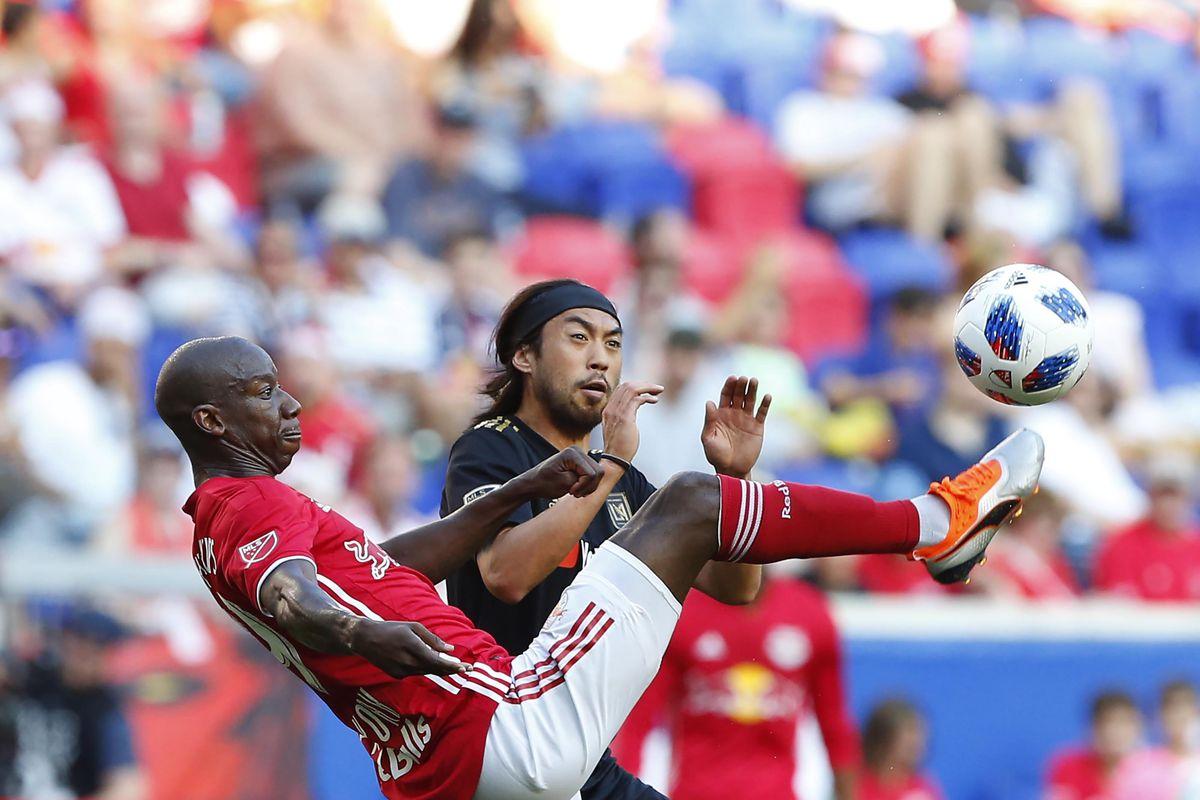 MLS: Los Angeles FC at New York Red Bulls
