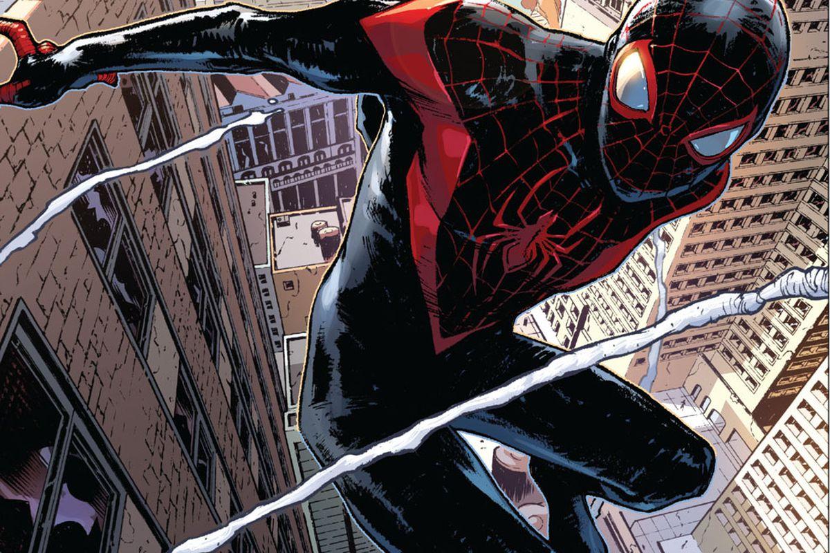 Spider-Man No. 1.