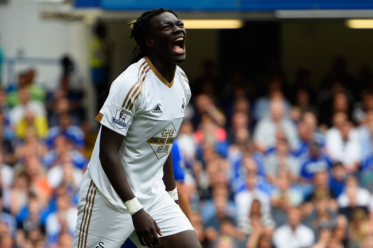 Containing Gomis will be key for Newcastle on Saturday.