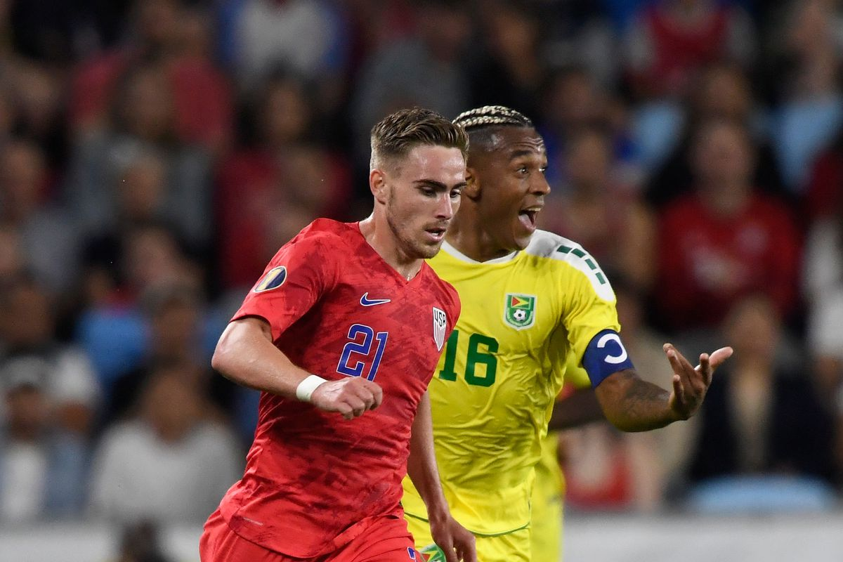 United States v Guyana: Group D - 2019 CONCACAF Gold Cup