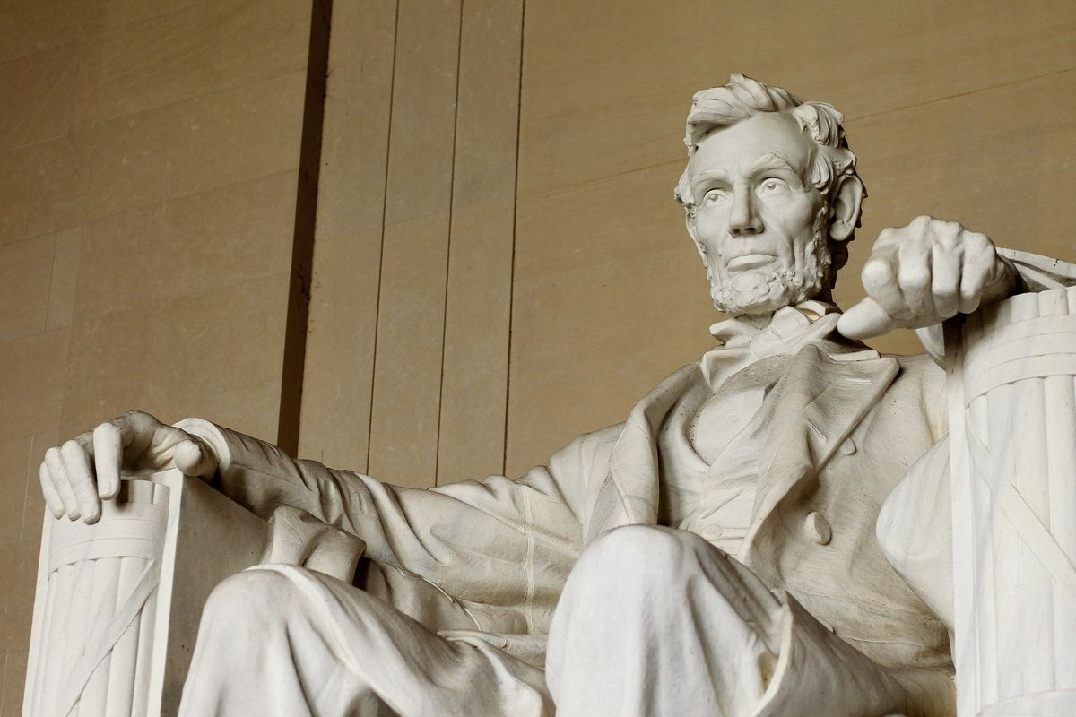 The Lincoln Memorial in Washington, D.C. One of President Abraham Lincoln's old Bibles have resurfaced about 150 years after his death, and apparently it says something about his faith during the end of his life, according to Fox News.