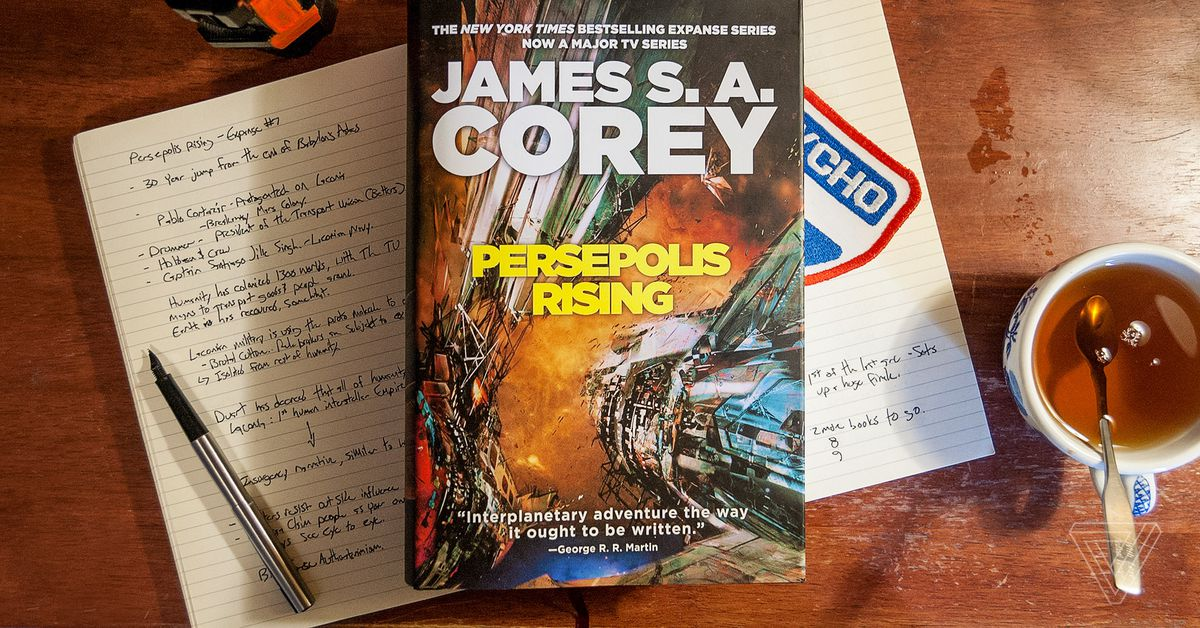 Persepolis Rising Sets The Stage For The End Of The Expanse The Verge
