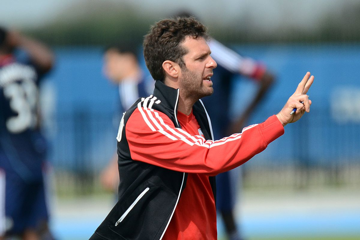 Ben Olsen will have a lot to consider as trialists arrive for the last leg of preseason camp.