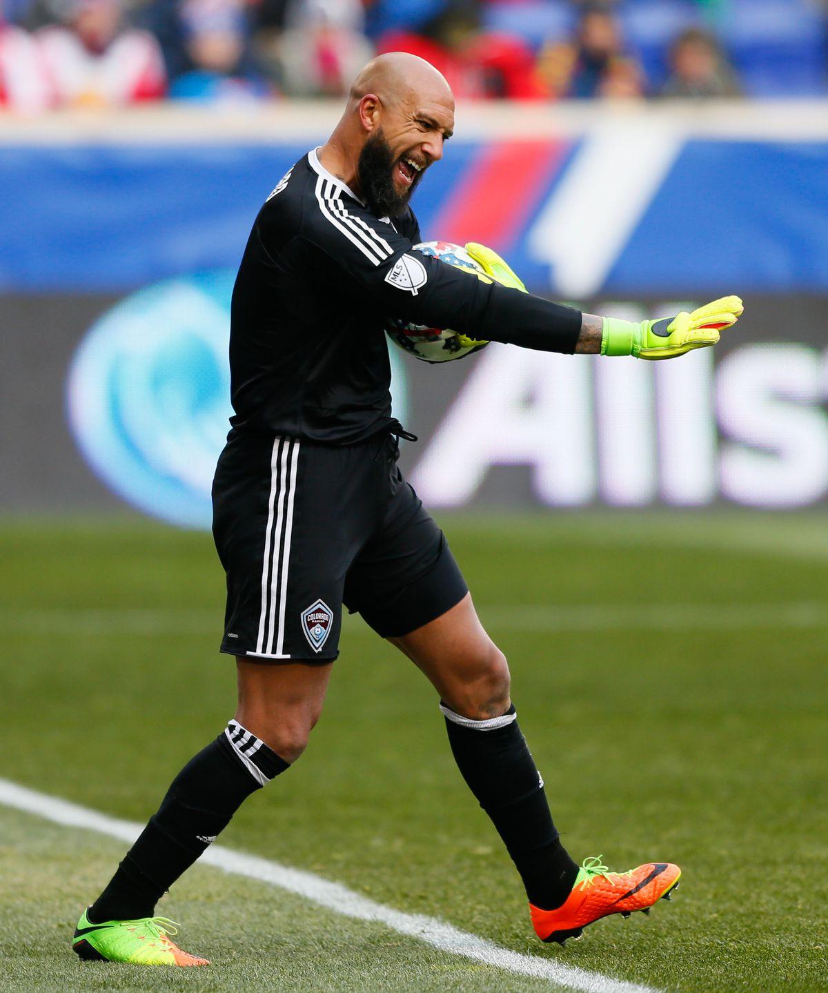 MLS: Colorado Rapids at New York Red Bulls