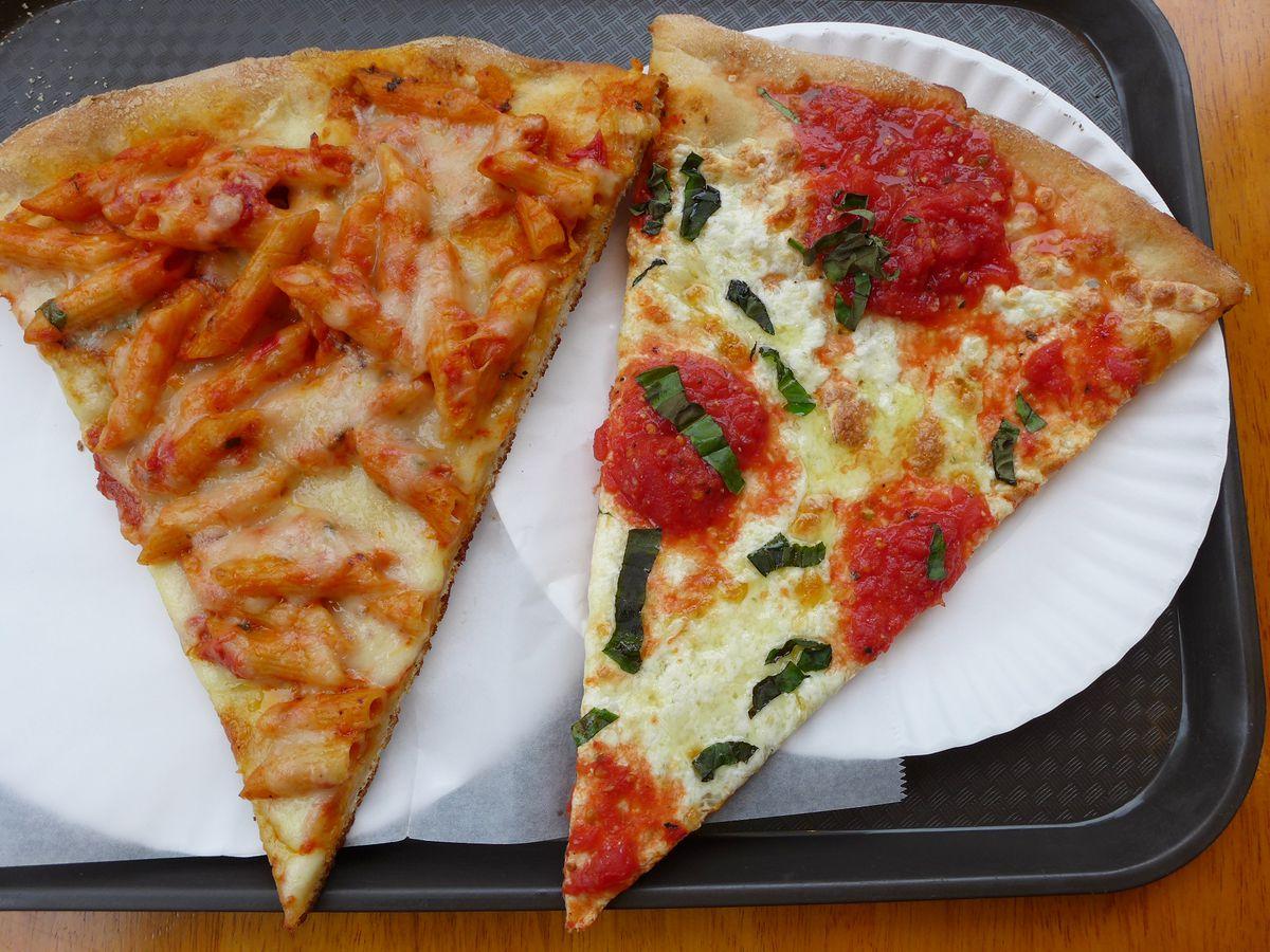 Nycs Top Pizza Slices Mapped Eater Ny